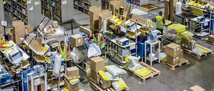 Empresa implementa malha logística de 200 mil m² e se posiciona entre os maiores do segmento.