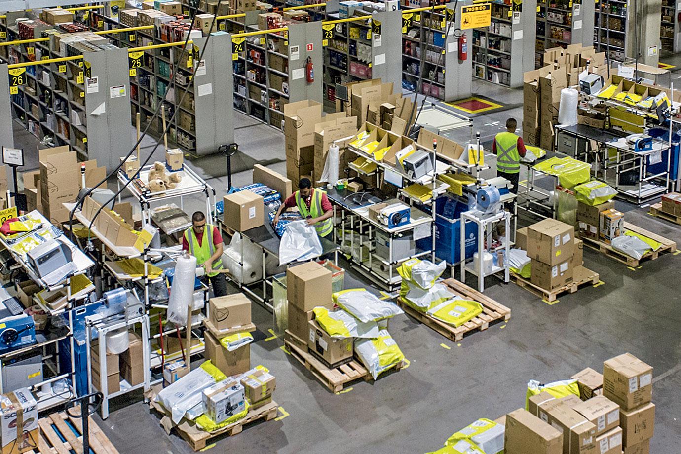 Mercado Livre investe pesado em logística para entregar mais rápido