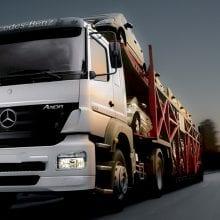 Transporte de Veículos em caminhão cegonha ou fechados, com a possibilidade de transportar o veículo junto com seu transporte de mudança.